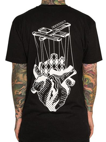 No Strings T-Shirt - InkAddict