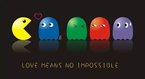 Love Means No Impossible