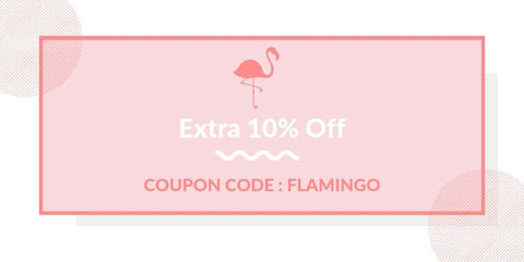 flamingo 10% Off - Seven Season Coupon Code