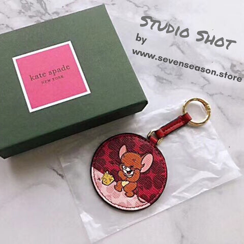 kate spade new york Tom and Jerry Keychain-Seven Season