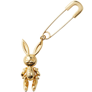 Ambush Inflated Bunny Charm Earring-Seven Season