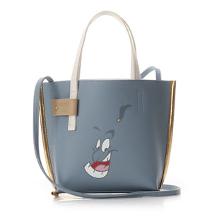 COLORS & chouett Sky Aladdin Genie Drummer Blue Crossbody Bag-Seven Season