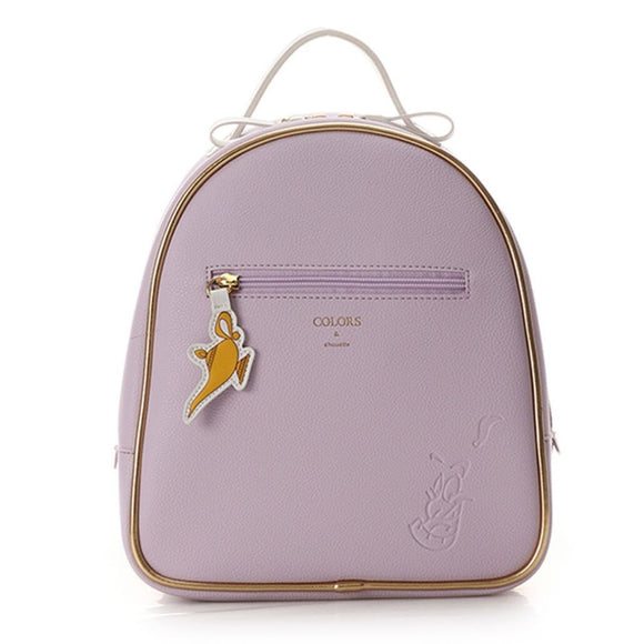 COLORS & chouett Aladdin Magic Lamp Lavender Backpack-Seven Season