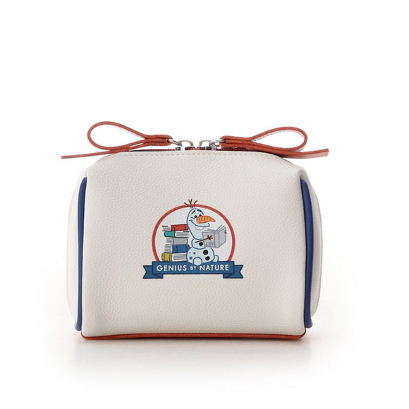 COLORS & chouett Frozen Olaf White Pouch-Seven Season
