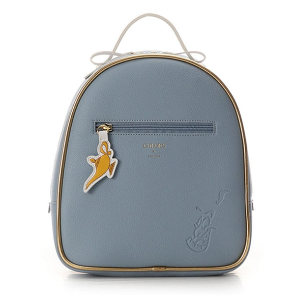 COLORS & chouett Aladdin Magic Lamp Drummer Blue Backpack-Seven Season
