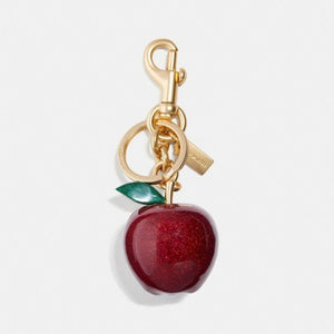 Coach Apple Bag Charm-Seven Season