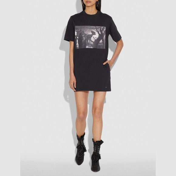 Coach Disney Bambi Sweatshirt Dress-Seven Season