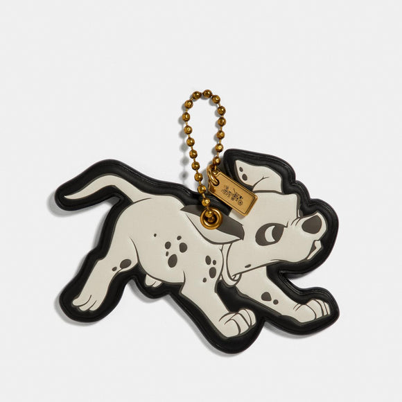 Coach Disney Dalmatian the Pup Bag Charm-Seven Season