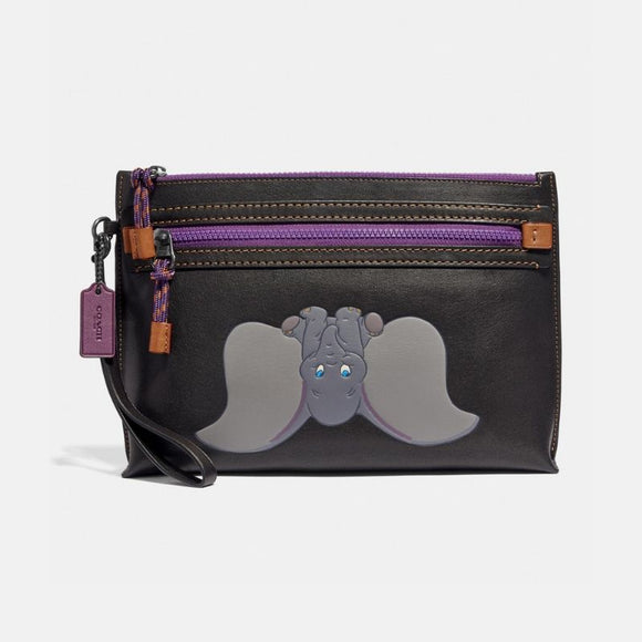 Coach Disney Dumbo the Elephant Academy Pouch-Seven Season