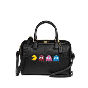 Coach Micro Bennett Satchel with PacMan Animation-Seven Season