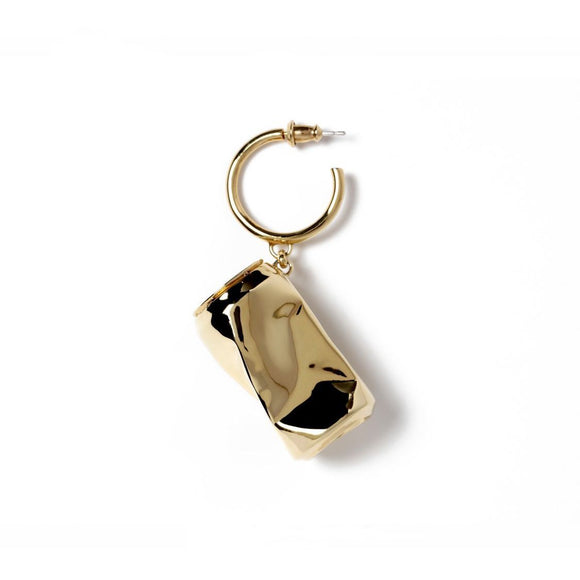Ambush Crushed Can Charm Earring-Seven Season