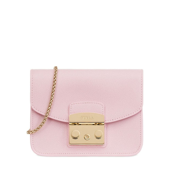 Furla Metropolis Mini Crossbody Camelia E Bag-Seven Season