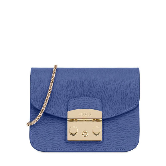 Furla Metropolis Mini Crossbody Pervinca G Bag-Seven Season