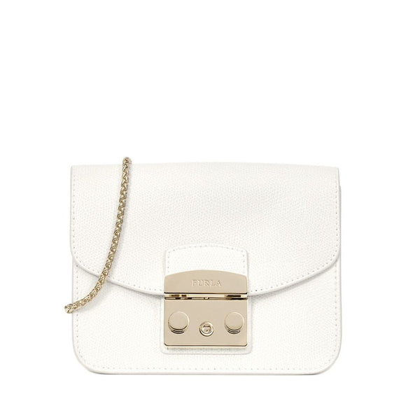 Furla Metropolis Mini Crossbody Petalo Bag-Seven Season