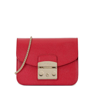 Furla Metropolis Mini Crossbody Ruby Bag-Seven Season