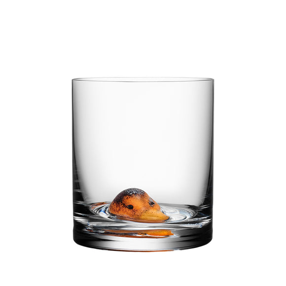 Kosta Boda x Ernst Billgren New Friends Duck Tumbler-Seven Season