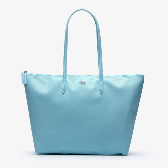 Lacoste Women's L.12.12 Clear Water Tote Bag-Seven Season
