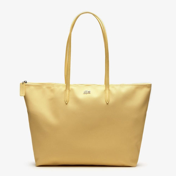 Lacoste Women's L.12.12 Pale Banana Tote Bag-Seven Season