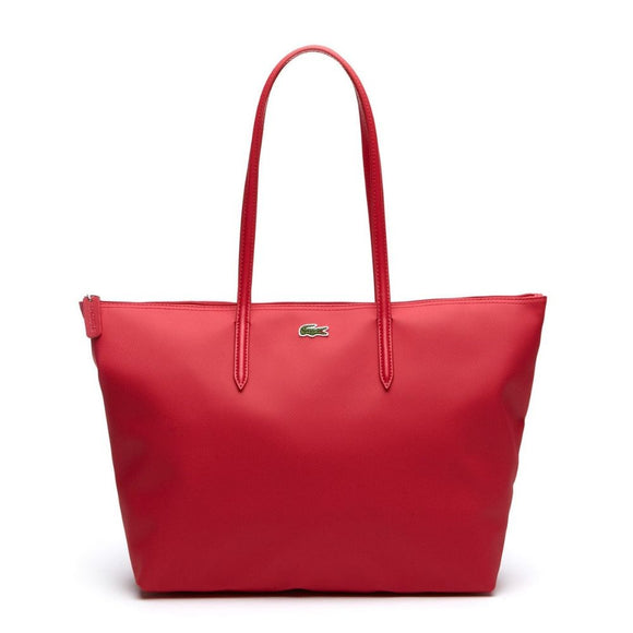 Lacoste Women's L.12.12 Virtual Pink Tote Bag-Seven Season