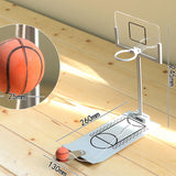 Mini Tabletop Basketball Game Anxiety Relief Toy-Seven Season
