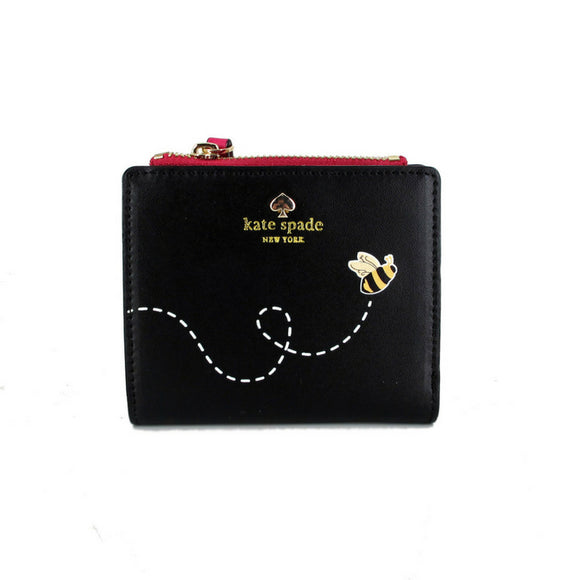 Picnic Perfect Bee Applique Adalyn Small Wallet kate spade new york -Seven Season