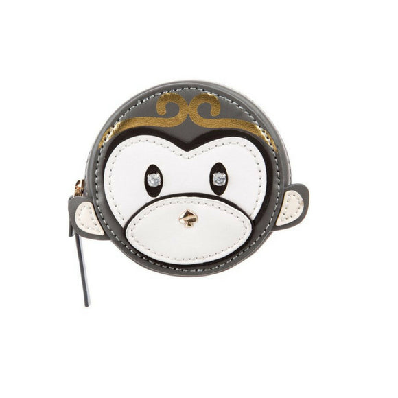 Seven Season Caution to the Wind Monkey Coin Purse