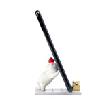 Seven Season Forbidden City Royal Cat Jumping to Emperor's Seal Smart Phone Stand