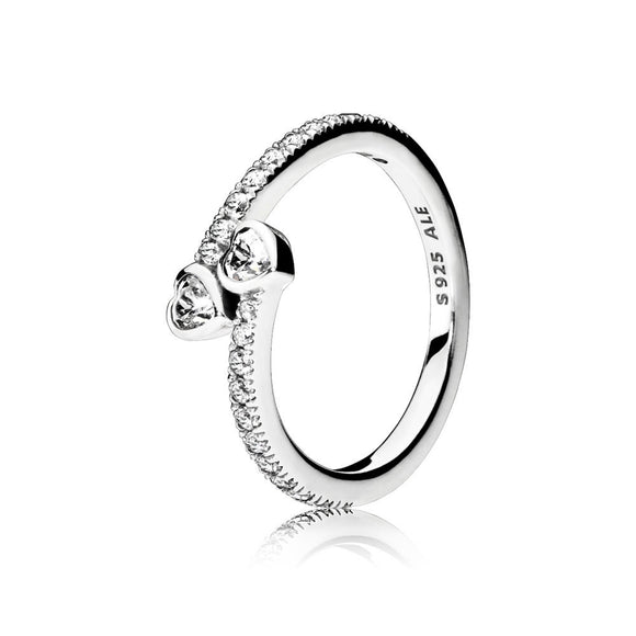 Seven Season Forever Hearts Ring Pandora