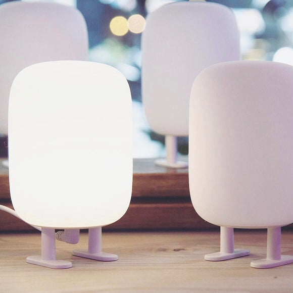 Seven Season Permafrost Playful Pastel USB-Powered Table Lamp