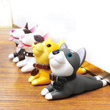 Seven Season Pet Me Doggie Black Bull Terrier Door Stopper Semk