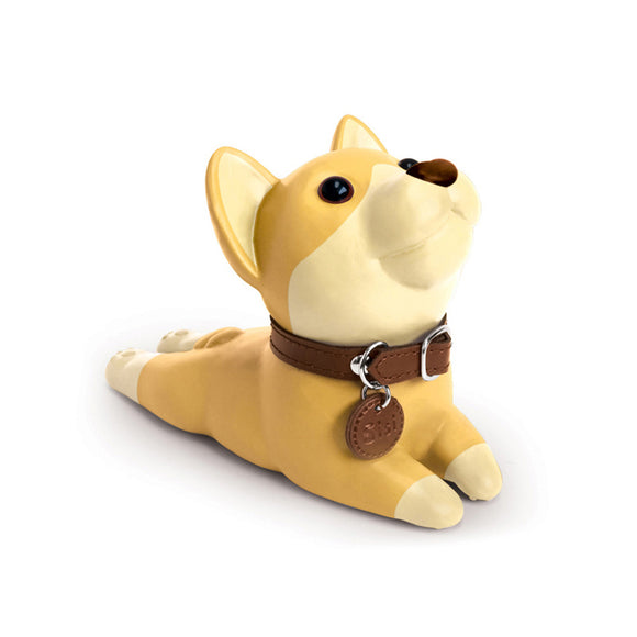 Seven Season Pet Me Doggie Shiba Inu Door Stopper Semk