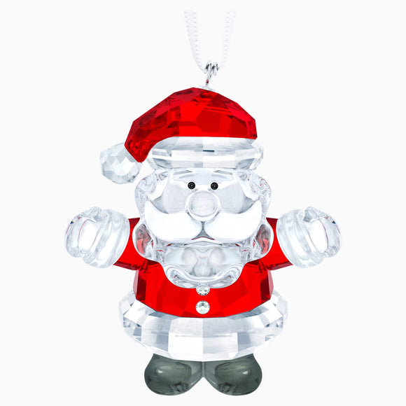 Swarovski Santa Claus Ornament-Seven Season