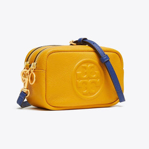 Tory Burch Perry Bombé Mini Daylily Crossbody Bag-Seven Season