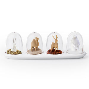 Wildlife Animal Parade Spice Shakers-Seven Season