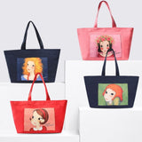 Youk Shim Won Medium Tote Bag-Seven Season