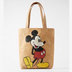 Zara Disney Mickey Mouse Medium Tote Bag-Seven Season