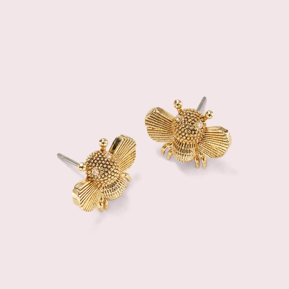 kate spade new york All Abuzz Bee Studs-Seven Season