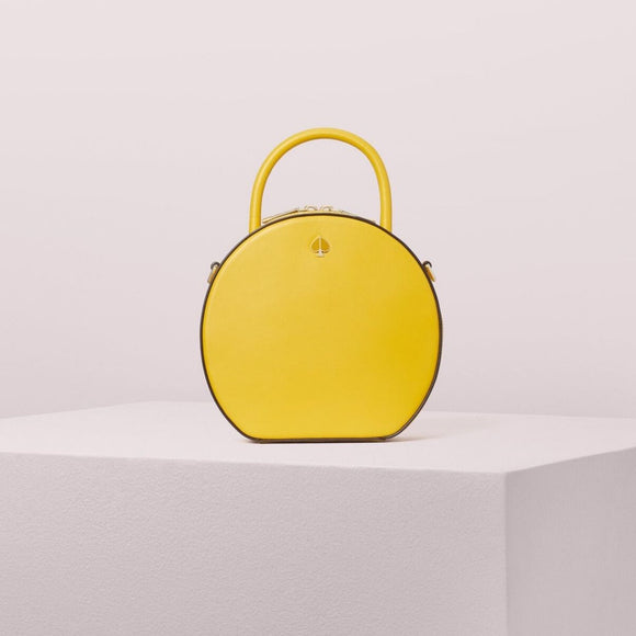 kate spade new york Andi Canteen Vibrant Canary Bag-Seven Season