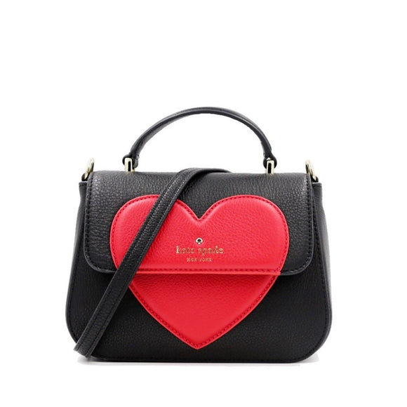 kate spade new york Be Mine Alexya Heart Satchel Bag-Seven Season