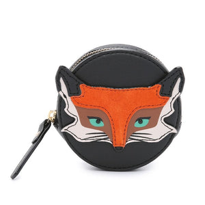 kate spade new york Black Blaze a Trial Fox Coin Purse-Seven Season