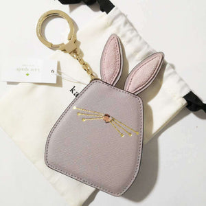 kate spade new york Bunny Rabbit Keychain-Seven Season