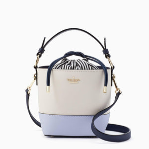 kate spade new york Cameron Street Pippa Cement Morning Bucket Bag-Seven Season