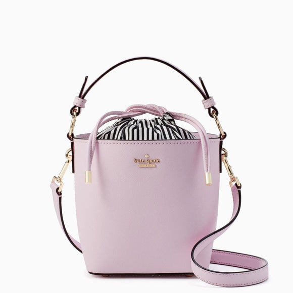 kate spade new york Cameron Street Pippa Pink Lemonade Bucket Bag-Seven Season