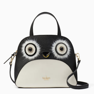kate spade new york Dashing Beauty Penguin Small Lottie Bag-Seven Season