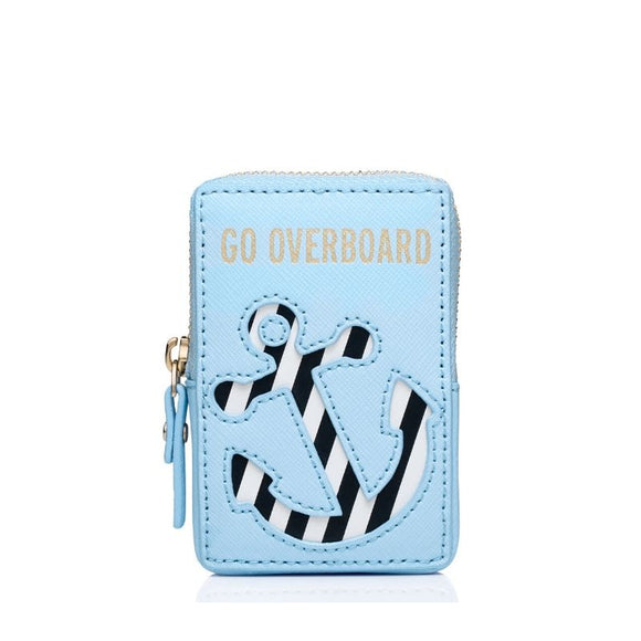 kate spade new york Expand Your Horizons Overboard Coin Purse-Seven Season