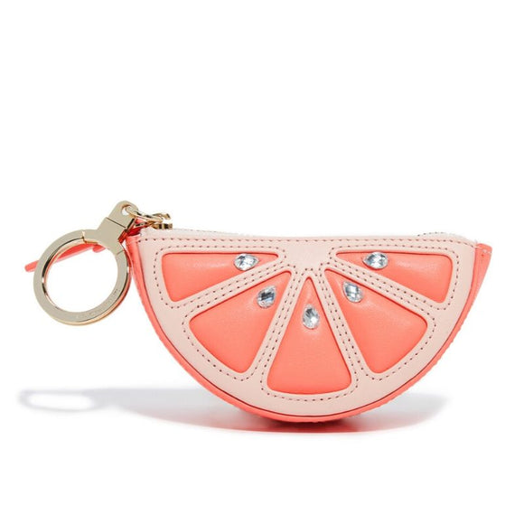 kate spade new york Grapefruit Coin Purse-Seven Season