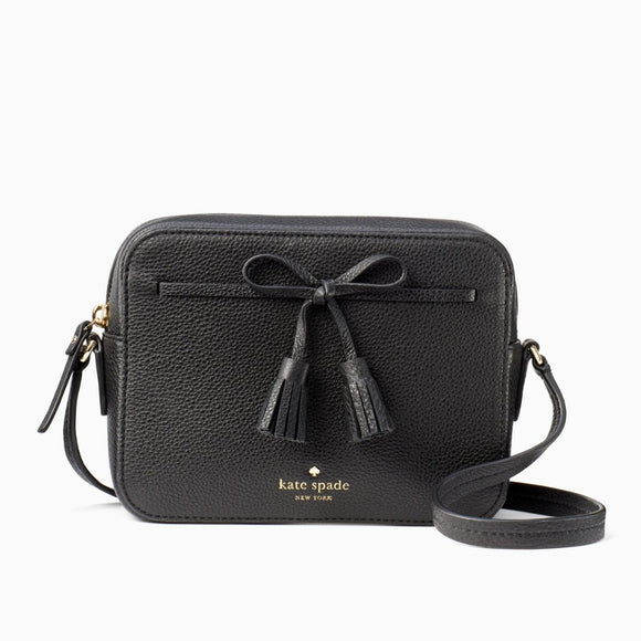 kate spade new york Hayes Street Arla Black Bag-Seven Season