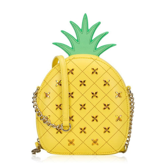 kate spade new york How Refreshing Pineapple Crossbody Bag-Seven Season