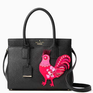 kate spade new york Imagination Rooster Small Candace-Seven Season