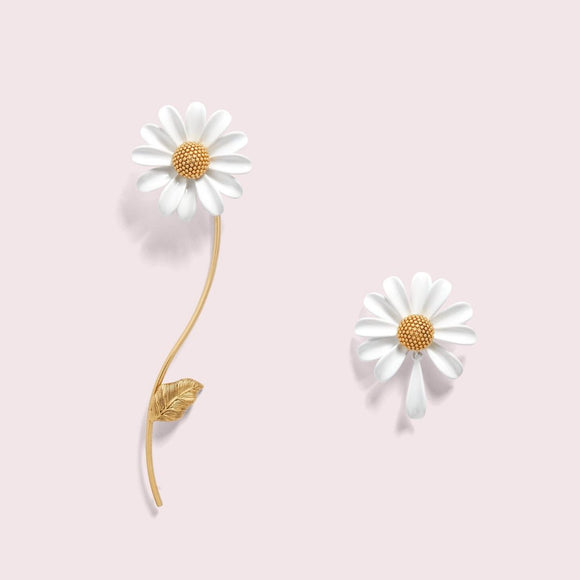 kate spade new york Into the Bloom Statement Earrings-Seven Season